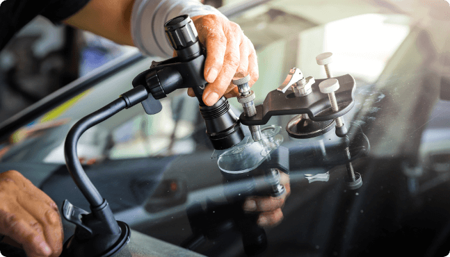 auto glass repair and replacement Oakville