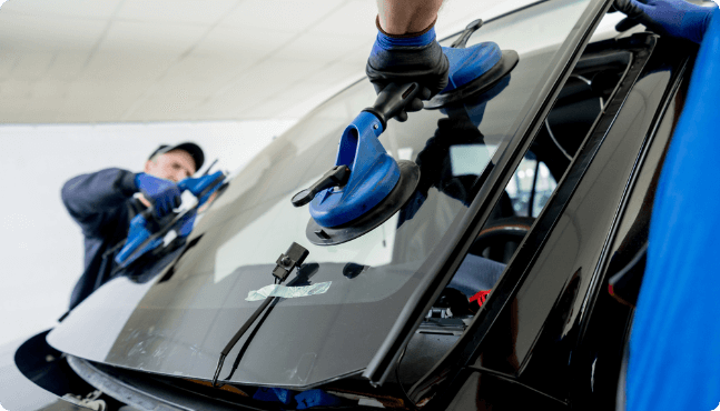 auto glass repair and replacement GTA